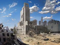 LA post apocalypse