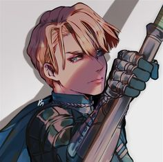 Arts And Crafts Michaels Character Inspiration, Character Art, Captive Prince, Fire Emblem Characters, Handsome Anime Guys, Blue Lion, Manga, Love Drawings, Game Art