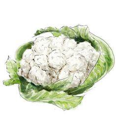 Cauliflower and onion penne recipe
