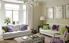 living room | Clare Gaskin Interiors