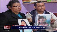 El Callao: Acusan a joven de 20 años de secuestrar a escolar