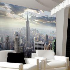 Fancy - New York Sunrise Wall Mural