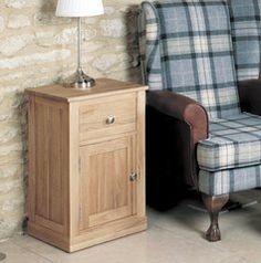 baumhaus mobel oak one door one drawer lamp table baumhaus mobel solid oak laundry