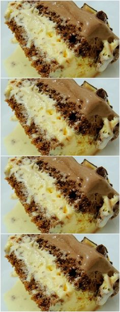 Chef Recipes, My Recipes, Sweet Recipes, Sweet Desserts, Easy Desserts, Dessert Recipes, Food Cakes, Tasty, Yummy Food