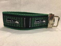 Seattle Seahawks Keychain, Seattle Seahawks Ribbon, Seattle Seahawks Gifts