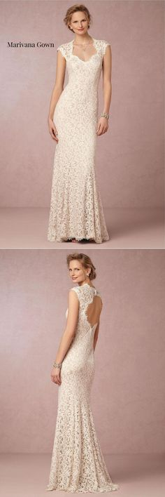 BHLDN Marivana Gown|10 Must-See Wedding Dresses Under $1000