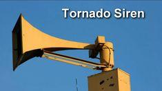 Tornado Warning Siren Sound Effect
