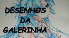 ►✍ DESENHOS DA GALERINHA!!! #43◄