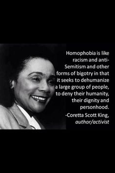 "If I have to defend homosexuals humanity to one more ""Christian"" I think I'll scream!"