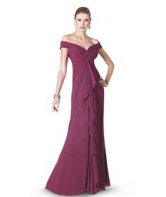 15 Stunning Marsala Dresses for the MOB 03