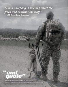 Sheepdog law enforcement sheriff police
