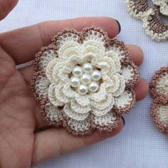 2,889 вподобань, 31 коментарів – I'm Vita, Ukraine. (@crochet_flowers_and_lace) в Instagram: «#etsy #etsyshop #crochet #shophandmade #craft #crafts #crochetlove #etsystore #crafting…»