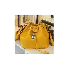 New Female Bucket Bag Drawstring PU Leather Women Messenger Bags School Bags Fashion Women shoulder Bag Handbags