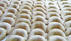 Christmas Baking, Christmas Cookies, Christmas Holidays, Czech Recipes, Sweet Recipes, Cookie Recipes, Food And Drink, Sweets, Cooking