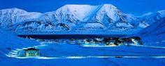 Bilderesultat for longyearbyen