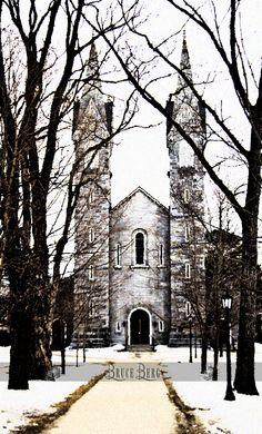 Bowdin College, Maine