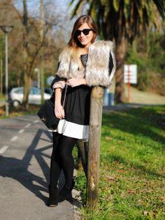 lapetiteblonde Outfit   Otoño 2013. Cómo vestirse y combinar según lapetiteblonde el 17-12-2013