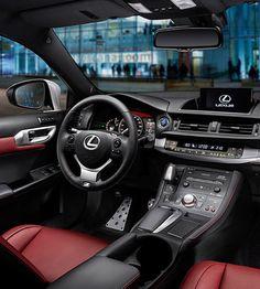 Lexus CT 200h Híbrido el compacto premium de Lexus | Lexus