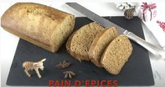Pain d'épices Granola, Brunch, Banana Bread, Orange, Desserts, Christmas Gingerbread, Noel, Morning Breakfast, Postres