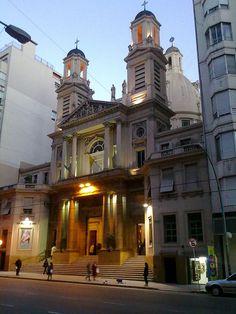 Basílica de San Nicolás de Bari - Basílica de San Nicolás de Bari (Buenos Aires) - Wikipedia, la enciclopedia libre