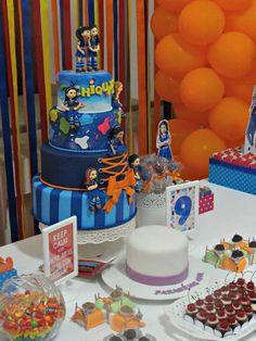 Chiquititas Birthday Party Ideas | Photo 2 of 14