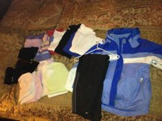 Lot of Girls Ski Clothing - perfect for a trip - AMAZING deal!