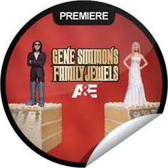 Gene Simmons Family Jewels: The Wedding Episodes Premiere