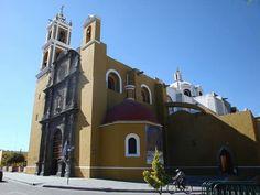 Ex Convento de San Luis Obispo. Huamantla, Tlaxcala.