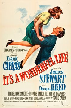 December 20 - Opened on this date in 1946: It's A Wonderful Life.