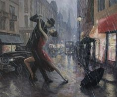 Life is a Dance in The Rain-by-Adrian-Borda
