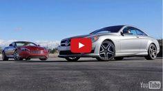 Aston Martin DB9 2014 vs Mercedes-Benz CL65 AMG 2014