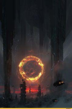 красивые-картинки-Sci-Fi-art-chenxi-kang-4170576.jpeg (1000×1500)