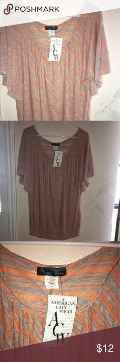 Women's New With Tags Size 1X Blouse Brand New With Tags from smoke and pet free home, open to all offers Tops Blouses