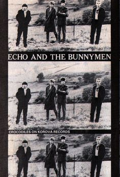 I've said it before, (to me) there was no better band live than Echo and the Bunnymen.