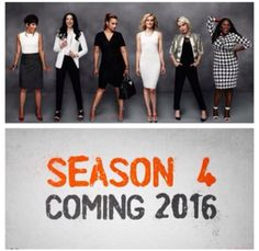 #OITNB Has Been Renewed For Another Season! June 2016 IDK IF I CAN WAIT