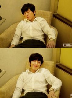 When i see you smile ♡♡♡♡ Cn Blue, When I See You, Jung Yong Hwa, My One And Only, Your Smile, Babe, Kpop, My Love, Funny