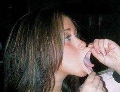 Crazy tongue :P