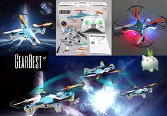 Resultado do Passatempo: Ganhe um Drone com o Poupa e Ganha e a GearBest