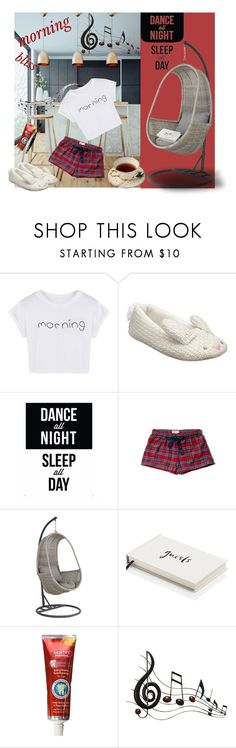 """Good Morning!! (2) ♥♥"" by sali-sali ❤ liked on Polyvore featuring WithChic, John Lewis, Native State, Abercrombie & Fitch, Kate Spade and Music Notes"