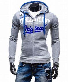Athletes Casual Men's Hoodie Sweatshirt