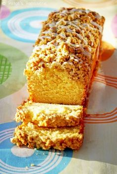 Patce's Patisserie: Zitronen-Streuselkuchen mit Joghurt [Alles im Kasten]