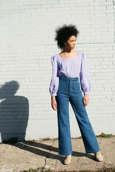Samantha Pleet - Lilac Phantasm Bodysuit | BONA DRAG