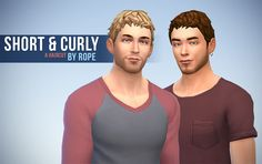 http://simsontherope.tumblr.com/post/110007392206/short-and-curly-haircut-for-the-sims-4-this-is-a