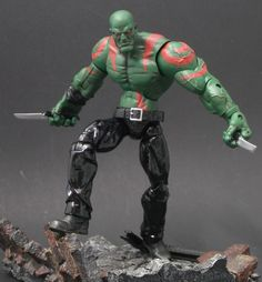 Drax the Destroyer (Annihilation Style) (Marvel Legends) Custom Action Figure