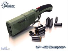 SP-20 Dragoon by Ergrassa.deviantart.com on @deviantART