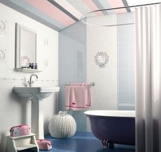 35-Awesome-Dazzling-Kids'-Bathroom-Design-Ideas-2015-32 46 Awesome & Dazzling Kids' Bathroom Design Ideas 2017