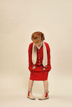 via milk magazine Kids Fashion Photography, Winter Kids, Macaron, Kid Styles, Kind Mode, Kids Wear, Cute Kids, My Girl, Baby Kids