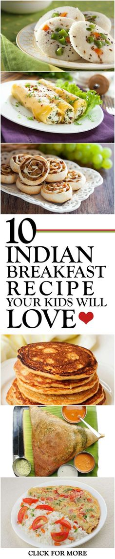 15 Yummy Indian Breakfast Recipes For Your Kids Getting kids to eat breakfast is a tough job. Being a mother of two, I go through this ordeal every day.Live Your Life Live Your Life may refer to: Vegetarian Meals For Kids, Kids Cooking Recipes, Healthy Meals For Kids, Veg Recipes, Baby Food Recipes, Indian Food Recipes, Healthy Snacks, Vegetarian Recipes, Kid Cooking
