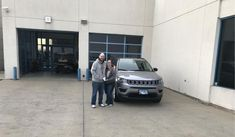 Timothy and April, we're so excited for all the places you'll go in your 2017 JEEP COMPASS!  Safe travels and best wishes on behalf of Landmark Chrysler Jeep Fiat and Gary Pate.