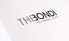 The Bondi on Behance